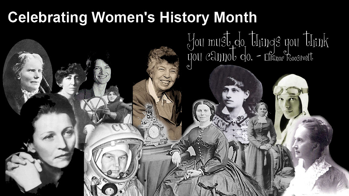 Image result for women's history month images