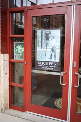 Alice Fest 2016-Full Frame Theater in Durham NC