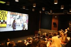 Work in progress screening of a film by Natalie Bullock Brown.